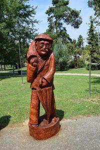 Park skulptura Ernestinovo