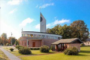 Crkva Presvetog Trojstva u Ernestinovu