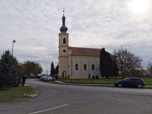 Reformatska crkva u Laslovu