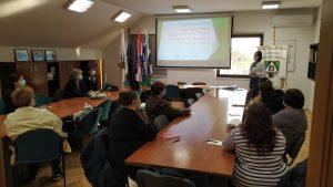 Uvodna konferencija projekta Osnaživanje teško zapošljivih žena Općine Ernestinovo- OSNAŽENE ERNESTINE faza II